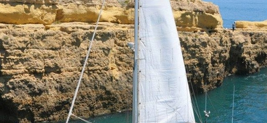 Sailing tour from Albufeira
