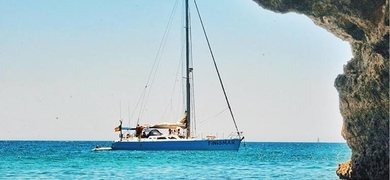Sailing trip Albufeira