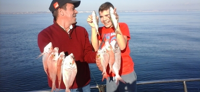 The Algarve is a true fishing paradise