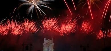 New Year in Lisbon