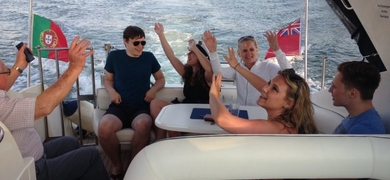 Half day private cruise in Lagos
