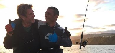 fishing Azores