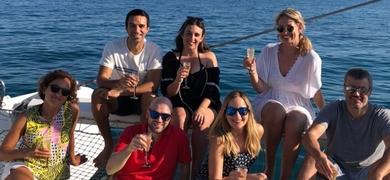 Boat party Alicante