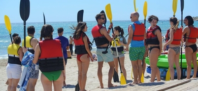 Kayak Alicante