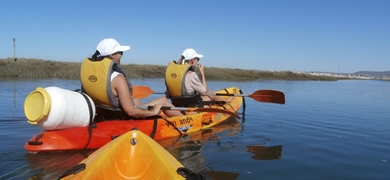Kayak tour Faro