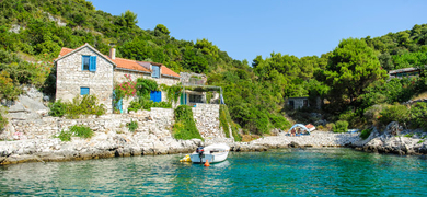 Trogir boat tour to Hvar and Pakleni Islands
