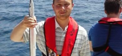 fishing tavira