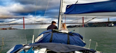 Sailing experience in Lisbon