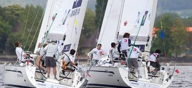 A regatta is perfect for team building!