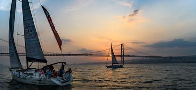 Private sailing trip in Lisbon
