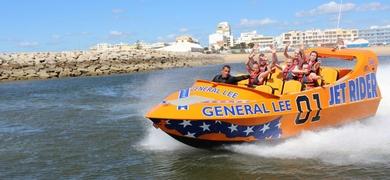 Cover for Fun jetboat in Vilamoura