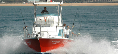 Cover for Dorado & Tuna fishing in Vilamoura