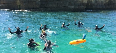 Cover for Snorkeling from Albufeira