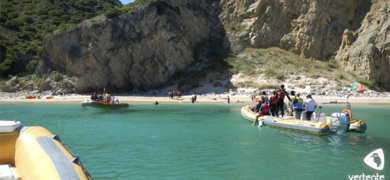 Boat tour in Sesimbra