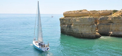 Cover for Full day sailing from Albufeira