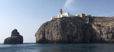 Cover for Cape St. Vicent boat tour in Sagres