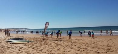 Cover for Private surf lesson Algarve