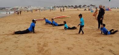 Surf lessons Algarve