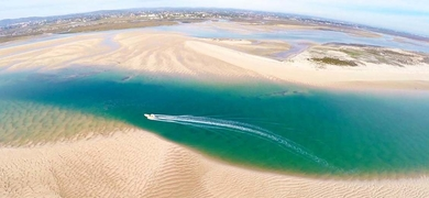 Cover for 1 Hour boat trip in Ria Formosa