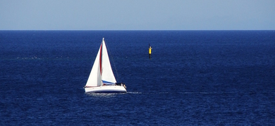 Cover for Sailing boat charter