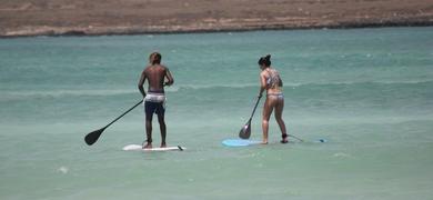 Cover for SUP in Boa Vista