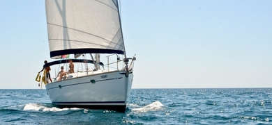 Cover for Private sailing in Portimão – full day