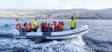 Cover for Boat tour in Madeira to Câmara de Lobos
