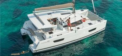 Cover for Private sailing catamaran in Portimão - half day