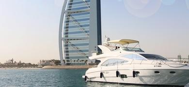 Cover for Boat + jetski rental in Dubai