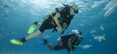Cover for Scuba diver course in Gran Canaria