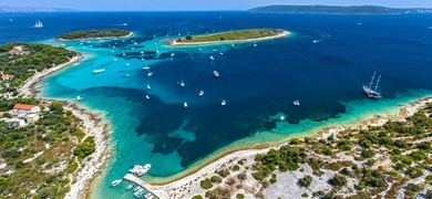 Cover for Trogir boat tour to Hvar and Pakleni Islands