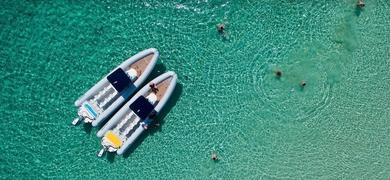 Cover for Brač & Bol by boat from Trogir