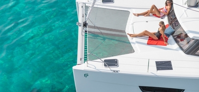 Cover for Private luxury catamaran in Portimão – full day