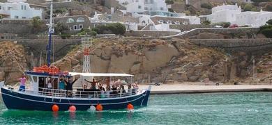 mykonos boat tour cover