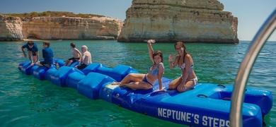 Sail from Portimão to Benagil