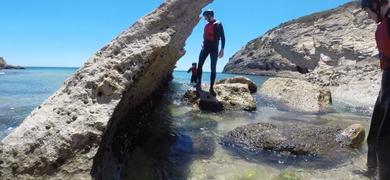 Coasteering in the Algarve, Portugal - Coasteering in Portugal