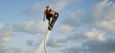 Hoverboard in Barcelona