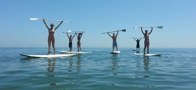SUP tour in Valencia