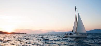 Full day private catamaran mykonos cover