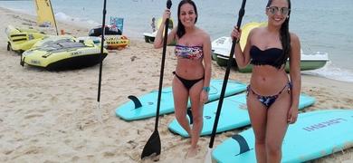 Join us at Praia da Rocha Baixinha