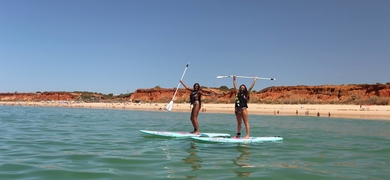 SUP tour in Vilamoura