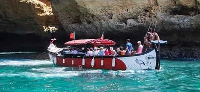 Benagil cave tour from Portimão Cover