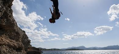 Cliffs in Mallorca