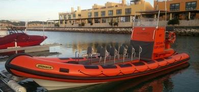 boat trip to Benagil