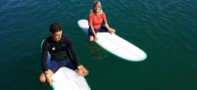Surf lessons in Valencia