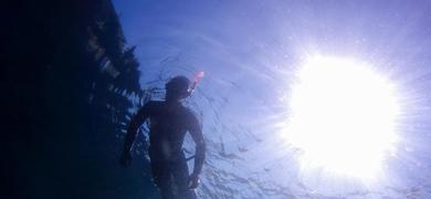 Snorkelling in Sesimbra