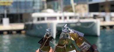 Sailing trip Barcelona