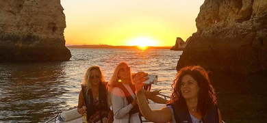 Private sunset tour in Portimão