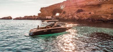 Sunset cruise in Ibiza and Formentera