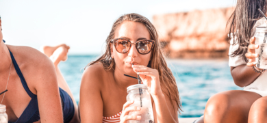 Private sunset boat trip in Ibiza